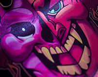 Devil / face