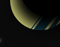 Exploration - Space || Digital Art