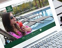 Website - Espaço Verde Americana