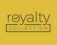 Royalty Collection Logo Design and Identity