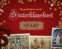 """App """"De geschiedenis van het Sinterklaasfeest"""""""