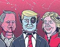 Zodiac USA Candidates