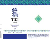 Rebranding. TIKI Wines