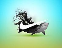 NIKE Shark