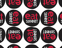 Eat Street Branding Pattern Sampler