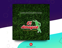 """Sitio web """"El Amague"""""""