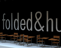 Back to School Store Display Concept for Folded &Hung