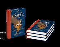 Book Design - De avonturen van Pinokkio