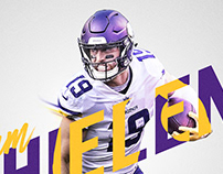 Adam Thielen FF Champion