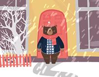 The bear's story