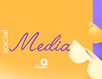 ÓTICA AVENIDA - SOCIAL MEDIA 2019/1
