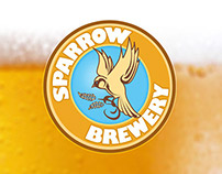 Sparrow Brewery Brand