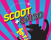 Scoot + Daiso