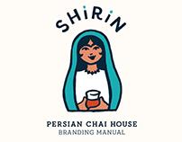Shirin Branding Manual