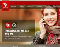 International Mobile Top-Up Video Ads