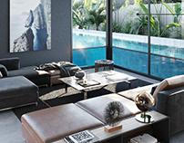 Melbourne Residence Interior