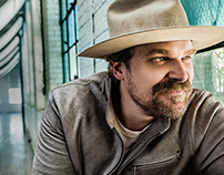 David Harbour | CNet