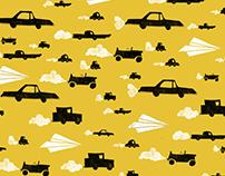 Cars & Ufos