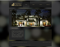 Monther Sawan Architecture Website