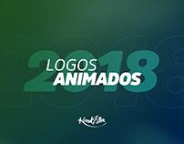 COLEÇÃO DE ASSINATURAS ANIMADAS 2018