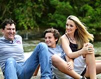 Ensaio família | Meri, Adilson e Gabriel