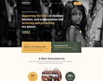 Weestand - Charity Design