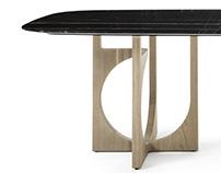 """""""Vuoto"""" table."""