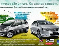 Honda Satoru - Advertising