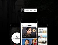 Pařížská Live iOS