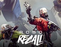 ROBO RECALL CONCEPTS