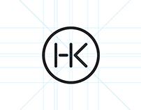 Hanken Design Co. Identity