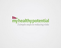 Logo Animation - My Healthy Potential