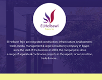 El Helbawi Projects website