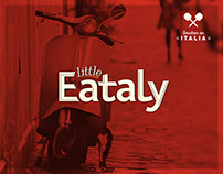 Opening campaign / Little Eataly Storo Storsenter