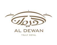 Al Dewan Airport Lounge Logo
