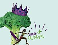 Branding Miss Salad