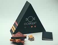 projeto acadêmico | chocolates gourmet