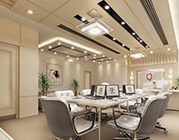 Qatar gas clinic (Al Shomoukh towers)