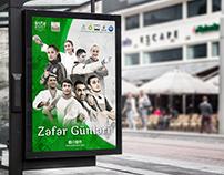 National Olympic Committee - Zəfər Günlər 2017