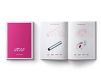 Diseño de catálogo - Tribas-Fruncitex