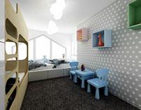 children room / pokój dziecka