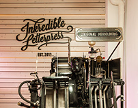INKREDIBLE LETTERPRESS
