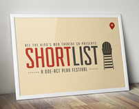 Shortlist: A one-act play festival