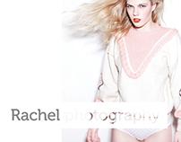 Rachel Photography identiteit