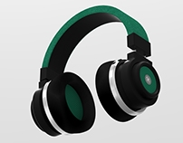 Product Design - Wired and Wireless Headphones