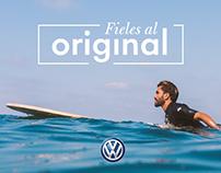 Volkswagen / Fieles al Original