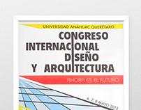 Congreso Internacional de Diseño y Arquitectura