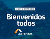 LOS PORTALES │Bienvenidos todos │Film & Outdoor