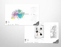 artist showcase: web design