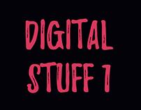 Digital Stuff #1